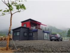 경북 성주26평 컨테이너하우스